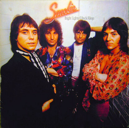 Smokie - Bright Lights & Back Alleys (LP, Album)