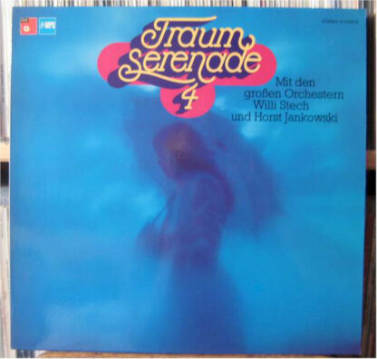 Das Große Orchester Willi Stech*, Orchester Horst Jankowski* - Traumserenade Folge IV (LP, Promo)