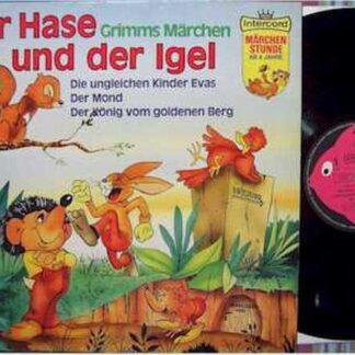 Gebrüder Grimm - Der Hase und der Igel (LP)