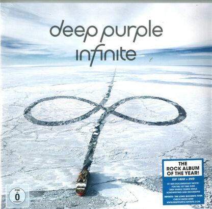 "Deep Purple - Infinite (2x12"", Album, 180 + DVD-V)"