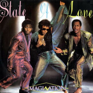 """Imagination - State Of Love (12"""")"""