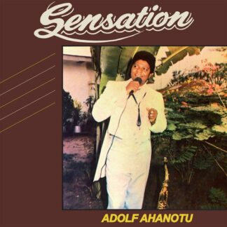 Adolf Ahanotu* - Sensation (LP, Album, RE)