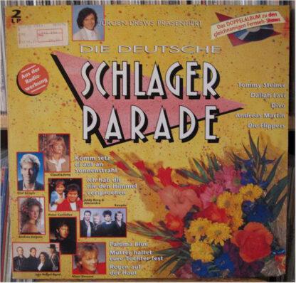Various - Die Deutsche Schlagerparade (2xLP, Comp)