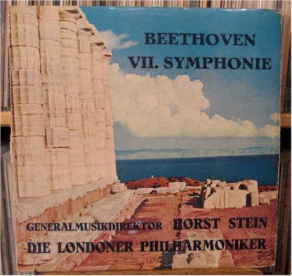 Beethoven* - Horst Stein, Die Londoner Philharmoniker* - VII. Symphonie (LP)
