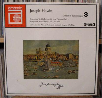 Haydn* - Londoner Symphonien 3 (LP)