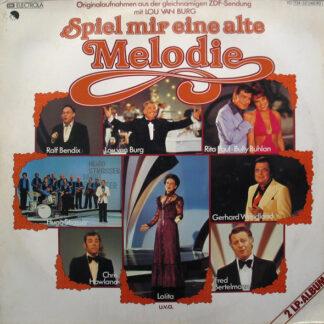 Various - Spiel Mir Eine Alte Melodie (2xLP, Comp)