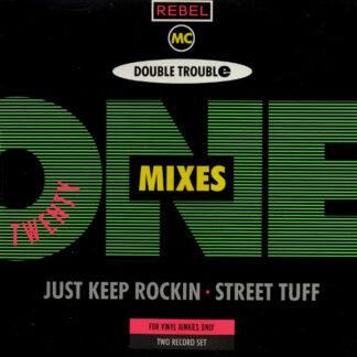 Rebel MC, Double Trouble - Twenty One Mixes (2xLP)