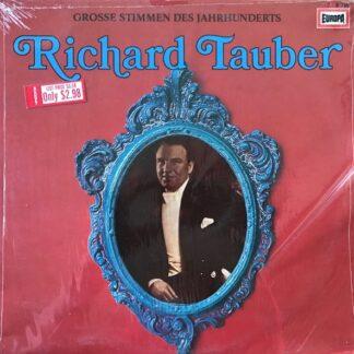 Richard Tauber - Richard Tauber (LP, Comp)