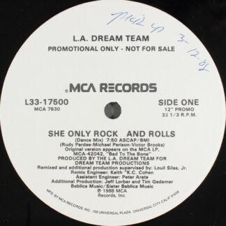 Leslie L. Mondy - You Had Love (12