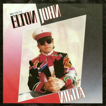 """Elton John - Nikita (7"""", Single)"""