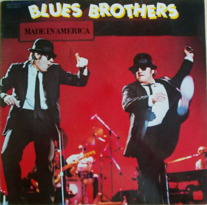 Blues Brothers* - Made In America (LP, Album, RE)