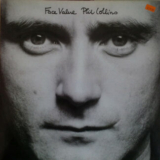 Phil Collins - Face Value (LP, Album)