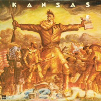 Kansas (2) - Kansas (LP, Album, RE)