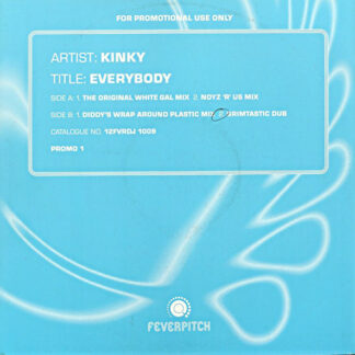 "Kinky* - Everybody (12"", Promo)"
