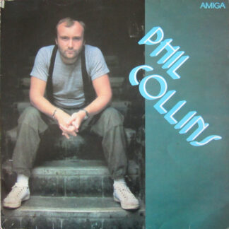 Phil Collins - Phil Collins (LP, Comp)