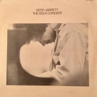 Keith Jarrett - The Köln Concert (2xLP, Album, RE, Lam)