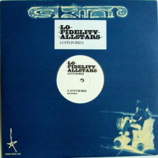 """Lo Fidelity Allstars* - Lo Fi's In Ibiza (2x12"""")"""