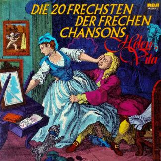 Helen Vita - Die 20 Frechsten Der Frechen Chansons (2xLP, Comp)
