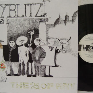 May Blitz - The 2nd Of May (LP, Album, RE, RP)