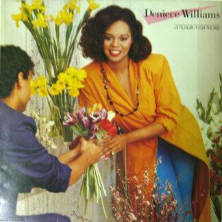 Deniece Williams - Let's Hear It For The Boy (LP, Album)