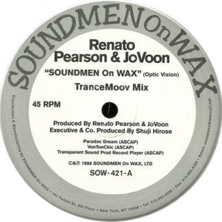 "Renato Pearson & JoVoon* - Soundmen On Wax (Optic Vision) (12"")"
