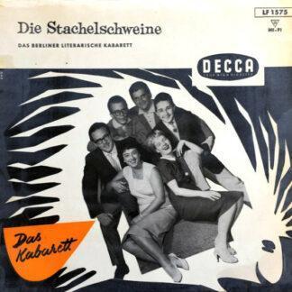 """Die Stachelschweine - Das Kabarett (10"""", Album)"""