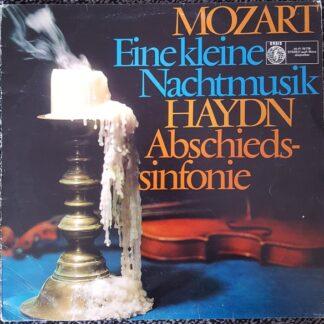 Mozart*, Haydn* - Eine Kleine Nachtmusik / Abschiedssinfonie (LP, Comp)