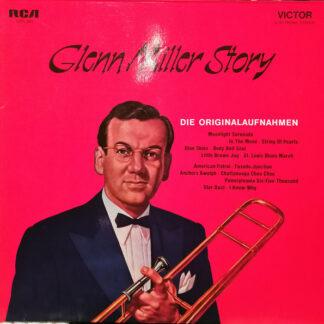 Glenn Miller And His Orchestra - Glenn Miller Story (LP, Comp, Gat)