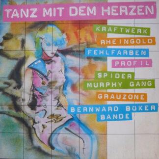 Various - Tanz Mit Dem Herzen (LP, Comp)