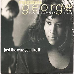 """Mona George - Just The Way You Like It (12"""")"""