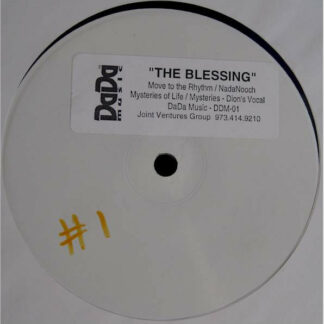 """Pink Messiah / Lupo (19) - The Blessing / Mysteries Of Life (12"""", W/Lbl)"""