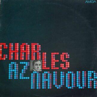 Charles Aznavour - Charles Aznavour (LP, Comp, Blu)