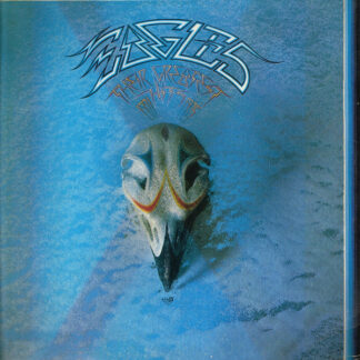 Eagles - Their Greatest Hits 1971-1975 (LP, Album, Comp, Emb)