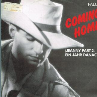 """Falco - Coming Home (Jeanny Part 2, Ein Jahr Danach) (12"""", Maxi)"""