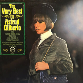 Astrud Gilberto - The Very Best Of Astrud Gilberto (LP, Comp)