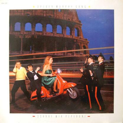 Spider Murphy Gang - Scharf Wia Peperoni (LP, Album, Gat)