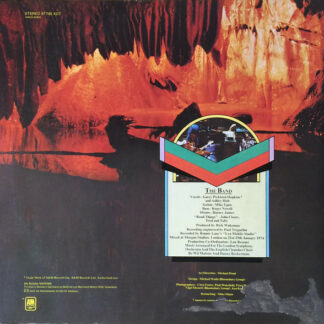Rick Wakeman - Journey To The Centre Of The Earth (LP, Album, Gat)