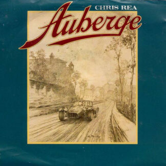 "Chris Rea - Auberge (7"", Single, Lar)"