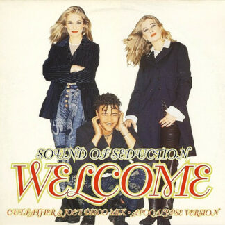 """Sound Of Seduction - Welcome (12"""")"""