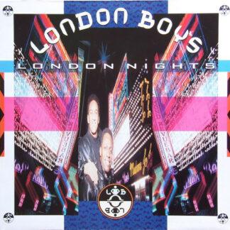"London Boys - London Nights (12"", Maxi)"