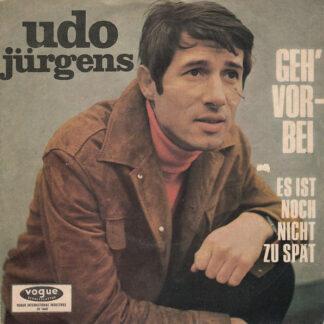 "Udo Jürgens - Geh' Vorbei (7"", Single)"