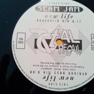 "Scam Jam - New Life (12"")"