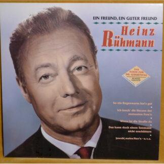 Heinz Rühmann - Ein Freund, Ein Guter Freund  (LP, Comp, Mono)