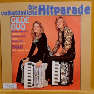 Gilde Duo - Die volkstümliche Hitparade (LP, Album)