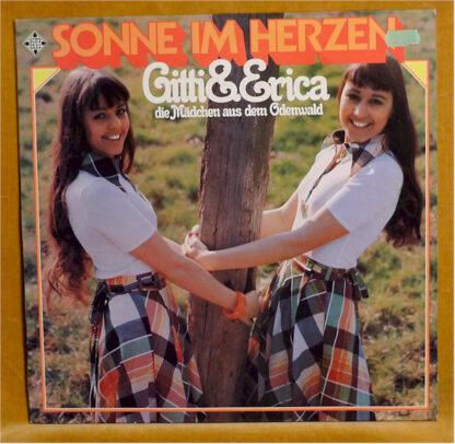 Gitti & Erica* - Sonne Im Herzen (LP, Album)