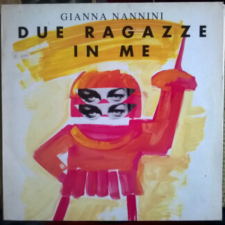 "Gianna Nannini - Due Ragazze In Me (12"", Single)"