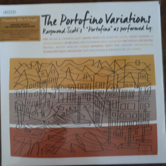 Various - The Portofino Variations (2xLP, Album, Ltd, Num, Gol)