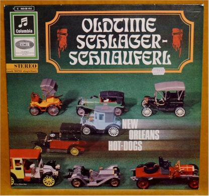 New Orleans Hot Dogs* - Oldtime Schlager-Schnauferl (LP, Album, RE)