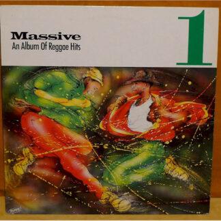 Various - Massive 1: An Album Of Reggae Hits (LP, Comp)