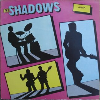 The Shadows - The Shadows (LP, Comp, Mono)